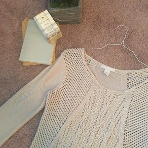 DESIGN HISTORY •• knitted sweater